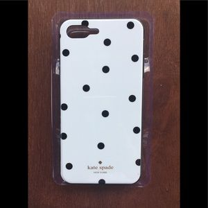 Kate spade case for iphone 7 / 8 Plus dotted